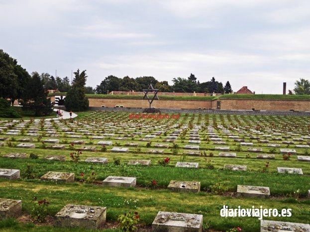 Campo de concentración de Terezín en 10 imágenes