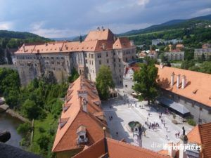 Como llegar a Cesky Krumlov desde Praga. Excursiones desde Cesky Krumlov