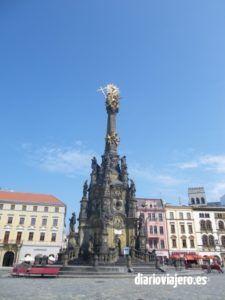 Que ver en Olomouc. Como llegar a Olomouc desde Praga y Brno