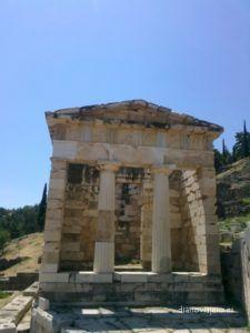 Visita a Delfos. Que ver en Delftos. Como ir a Delfos desde Atenas