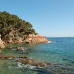 6 postales de Tamariu, en la Costa Brava