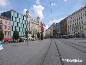 Zonas a evitar en Brno