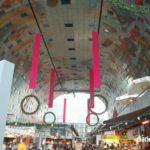 Mercado de Rotterdam en imágenes