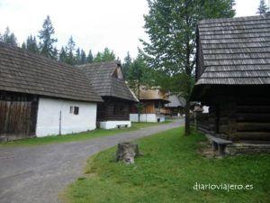 Visita al poblado de los Tatras