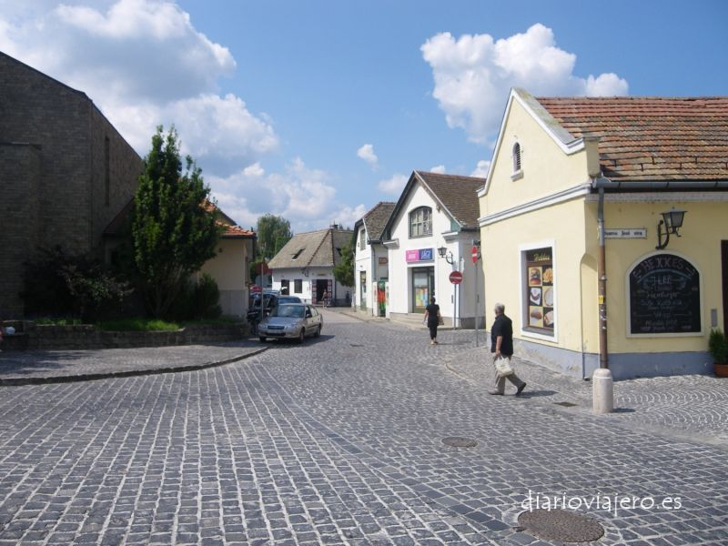 Szentendre en imágenes