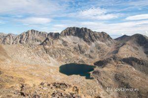 Senderismo en Aigüestortes. Ascensión al estany del Pessó y al Tuc del Garants