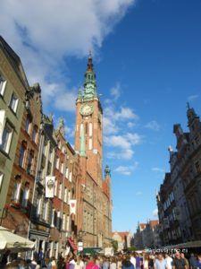 Visita a Gdansk. Que ver y hacer en Gdansk. Como ir de Varsovia a Gdansk