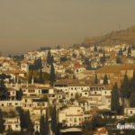 8 fotos de Granada desde arriba