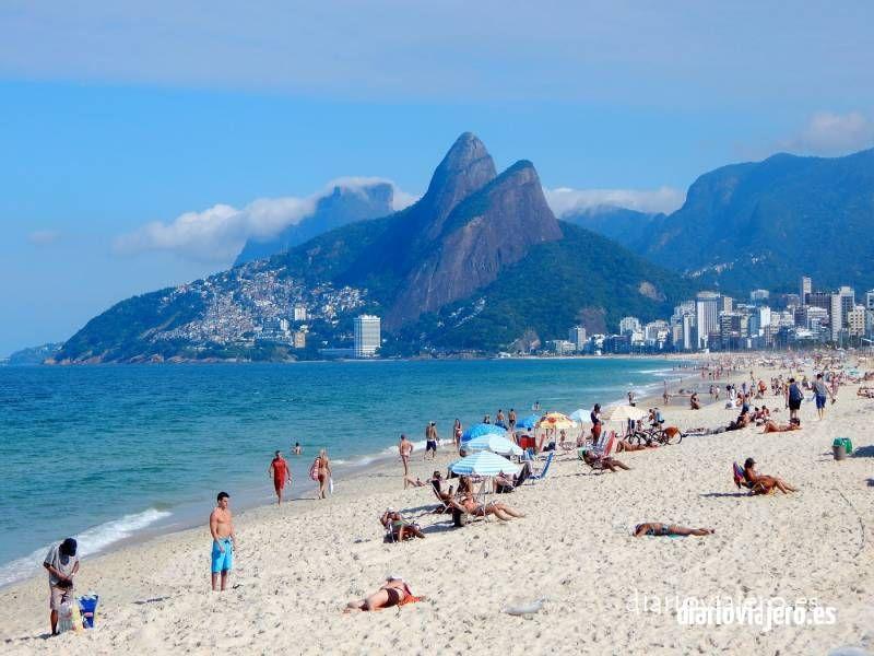 Imágenes desde Brasil