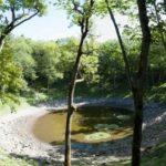 El cráter del Kaali de la isla de Saarema en imágenes