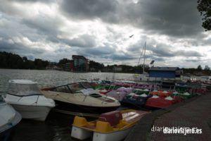 Visitando los lagos de Masuria. Que ver en Mikolajki