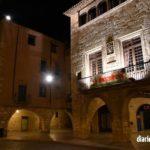 Fotos de Montblanc por la noche