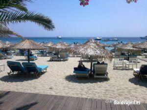 Principales playas de Mykonos