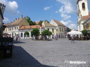 Visita a Szentendre. Que ver en Szentendre. Como llegar a Szentendre desde Budapest