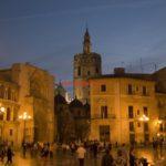 8 imágenes nocturnas de Valencia