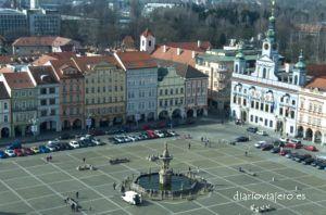 Visita a Ceske Budejovice. Que ver en Ceske Budejovice. Como llegar a Ceske Budejovice desde Praga
