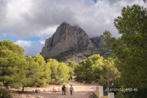 Ascensión al Puig Campana desde Finestrat