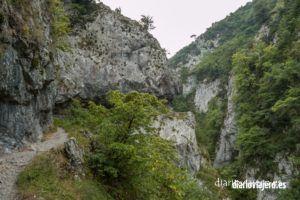 Ruta de las Xanas. Una de las rutas de senderismo top de Asturias