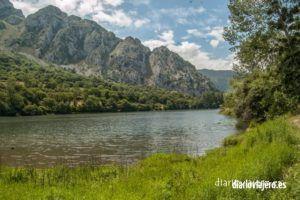 Ruta de la Senda del oso en Asturias. Como llegar a la senda del oso en autobús desde Oviedo