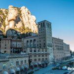 Ascensión a Sant Jeroni (Montserrat) en imágenes