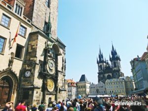 Diario de viaje a la República Checa, Eslovaquia, Hungría y Austria en 24 días