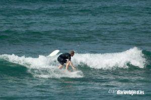 Nuestra visita a Zarauz. Una de las mayores playas de arena del País Vasco