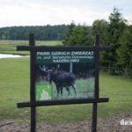El zoo de Kadzilowo en imágenes