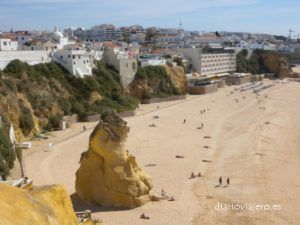 Albufeira (Algarve). Como llegar a Albufeira desde Lisboa