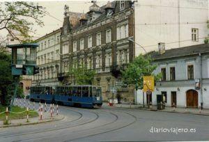 Barrios que evitar en Cracovia