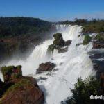Las cataratas de Iguazú en imágenes