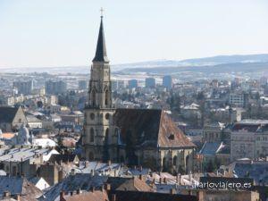 La capital de Transilvania. Que ver en Cluj-Napoca