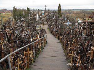 Como ir a la colina de las cruces (Kryziu Kalnas) desde Vilnius