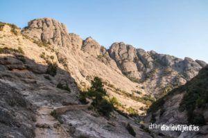 Ruta por los Estrechos de Arnes, una espectacular ruta en el corazón de la sierra dels Ports